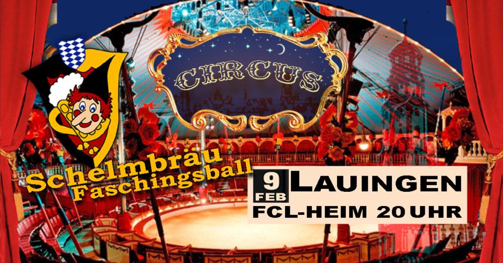 Der Circus kommt in die Stadt!