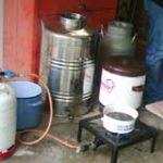Vorsinnflutliches Brauequipment